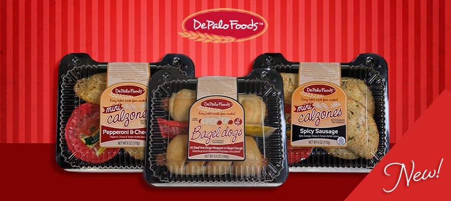DePalo Foods Reveals New Products