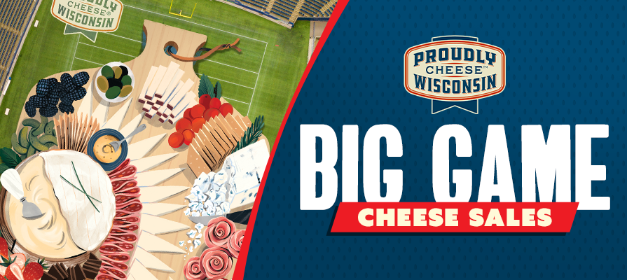 Dairy Farmers of Wisconsin Reflects on Super Bowl Cheese Milestones