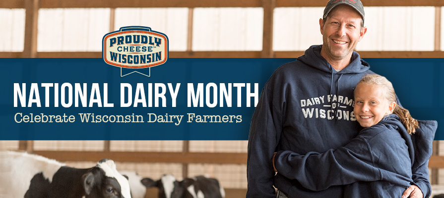 Stand With Wisconsin Dairy Farmers During National Dairy Month