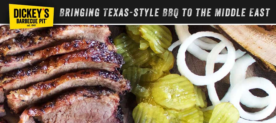 Dickey's Barbecue Pit Introduces Its First International Locations