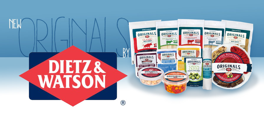 Dietz & Watson Launches New Product Line