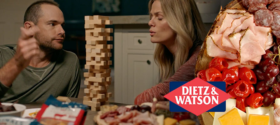 Dietz & Watson Launches First Ever Celebrity-Forward TV Campaign