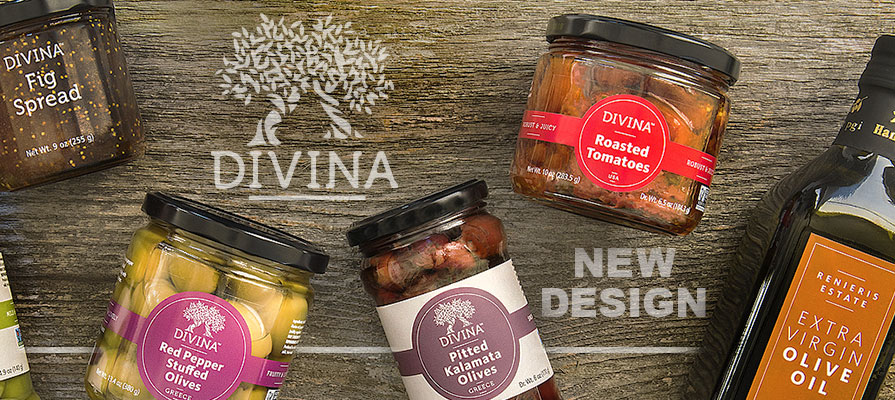 FOODMatch's Brandon Gross Discusses New Design for Divina Brand