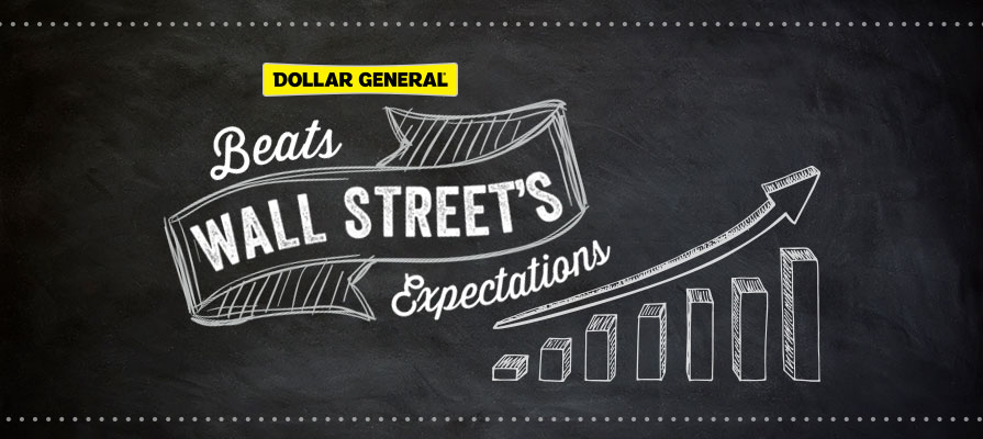 Dollar General Beats Wall Street Expectations in Q2, Cites Increased Sales and New Stores