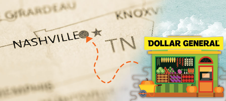 Dollar General to Launch Small Store Pilot in Tennessee