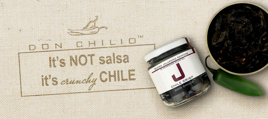 Kreativa Gourmet Introduces New Don Chilio™ Line