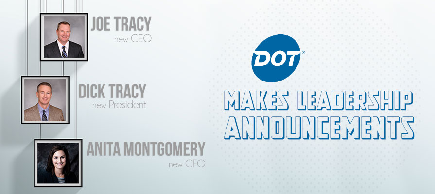 Dot Foods Names New CEO, President, and CFO