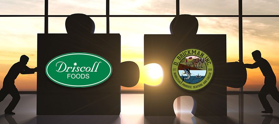 Driscoll Food Service and D. Brickman Inc. Announce Merger