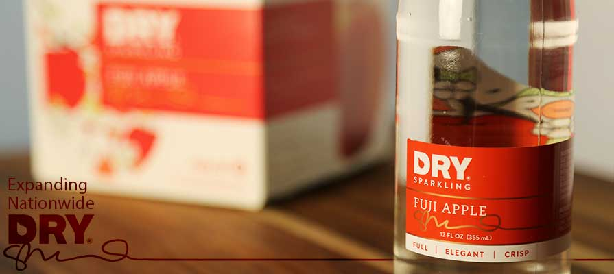 DRY Soda Expands Distribution Nationwide