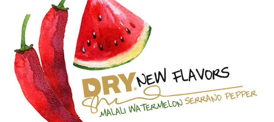 DRY Soda Co Launches Two New Limited Edition Flavors In Time for Summer