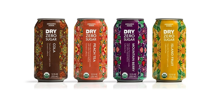 DRY Soda's Sharelle Klaus Talks Creating a New Soda Category and New Zero Sugar Line