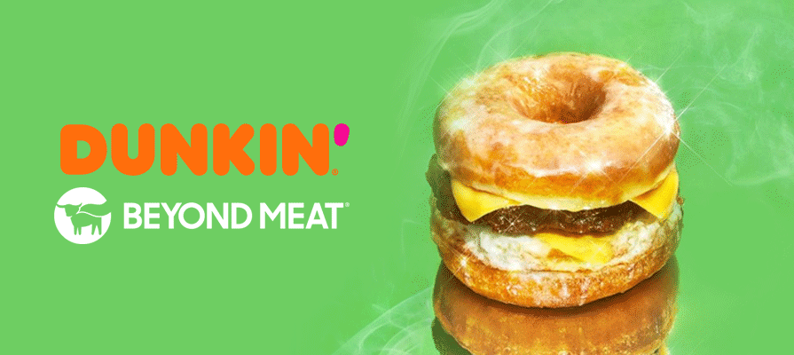 Beyond Meat Partners with Dunkin' and Snoop Dogg for Limited-Edition Sandwich