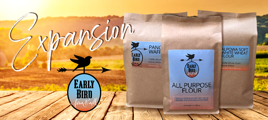 Early Bird Farm and Mill Discusses Explosive Expansion