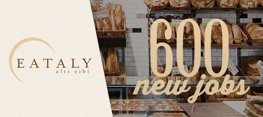 Boston Eataly Growing by 600