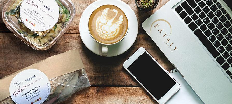 Eataly Unveils Pronto Brand Grab-N-Go Concept