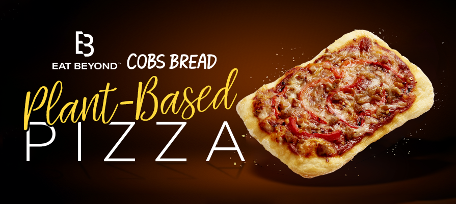 Eat Beyond Portfolio Company Nabati Announces Its Mozzarella Style Cheeze Shreds Included in New COBS Bread Offering With Beyond Meat®