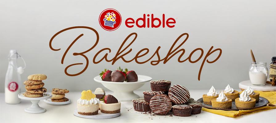 Edible® Introduces the Edible Bakeshop™