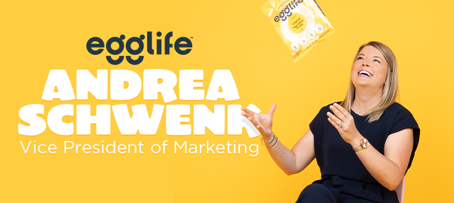 Andrea Schwenk Joins EggLife Foods as Company's Vice President of Marketing