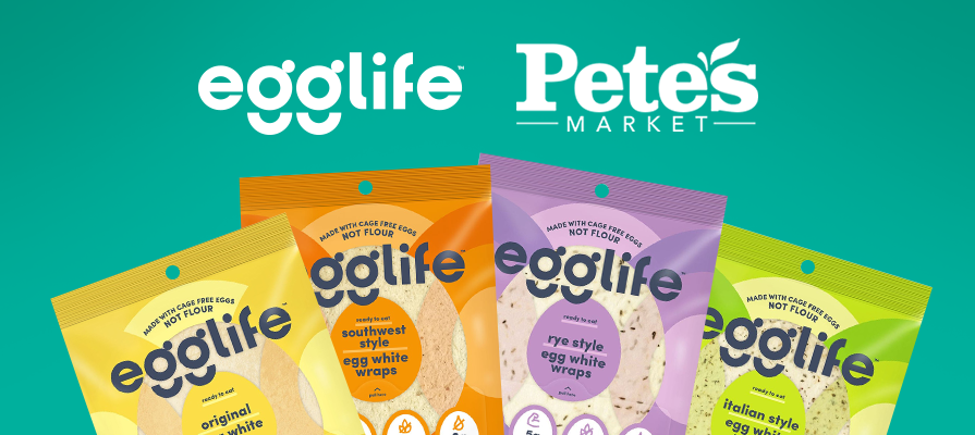 EggLife Foods Announces Partnership With Pete's Fresh Market