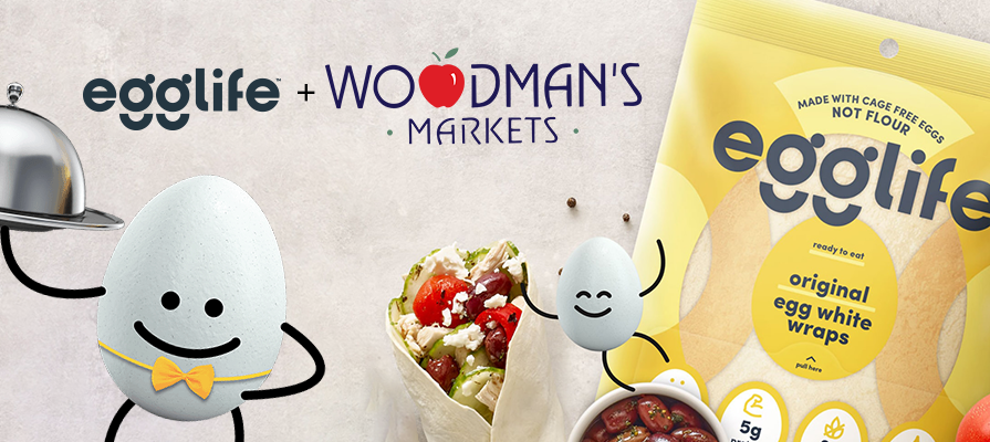 EggLife Foods Announces Partnership with Woodman's Markets for Additional Multi-State Distribution
