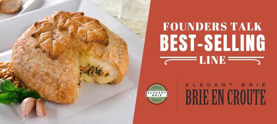 Elegant Brie Founders Detail Best-Selling Line