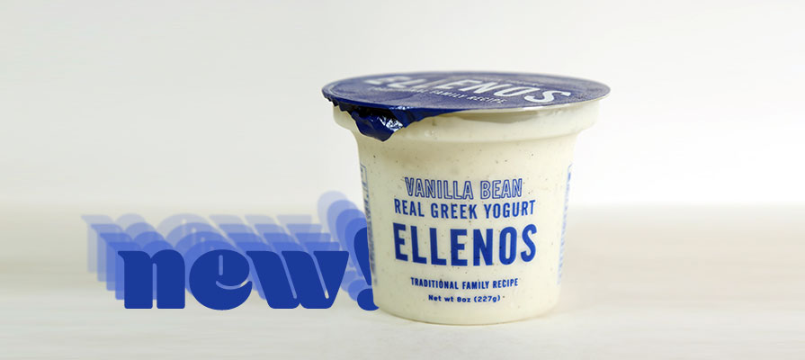 Ellenos' Con Apostolopoulos Discusses Yogurt Flavor Debut, Expansion, and a New Facility