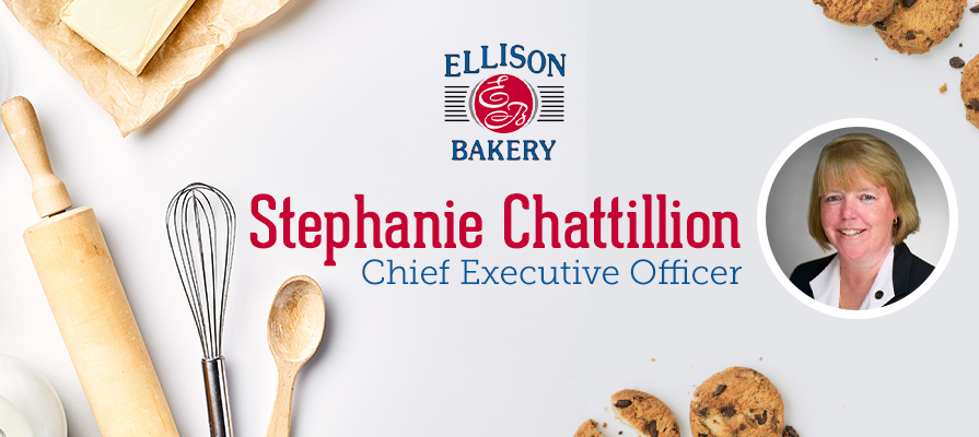 Ellison Bakery Appoints Stephanie Chattillion as New CEO