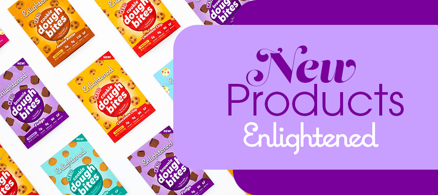 Enlightened Unveils Keto Cheesecakes and Snackable Dough Bites
