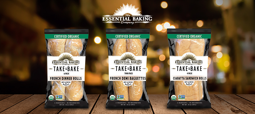 The Essential Baking Company Launches Take & Bake Line Extensions