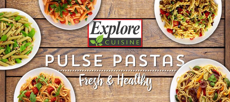 Explore Cuisine's Pulse Pasta Line Offers Fresh Flavor, Health Attributes