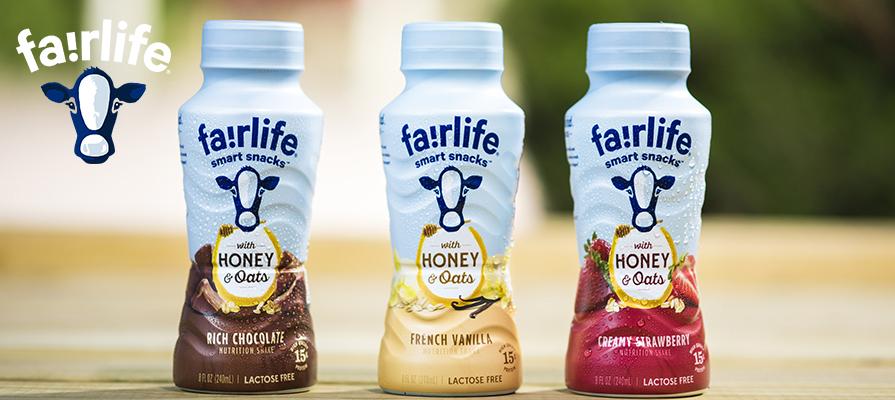 fairlife Debuts fairlife® smart snacks