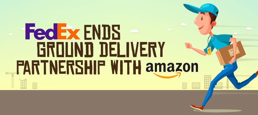 Amazon and FedEx End Delivery Partnership