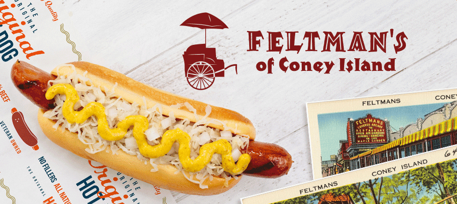 Feltman's of Coney Island Launches Products in Whole Foods