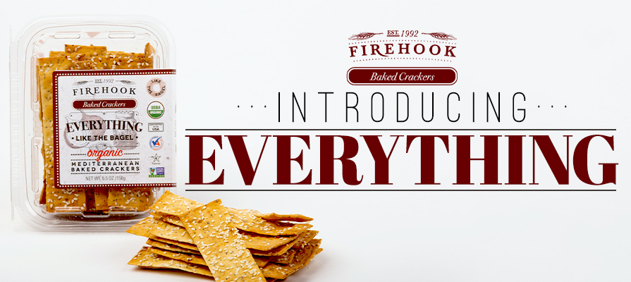 Firehook Introduces New Everything-Flavor Crackers