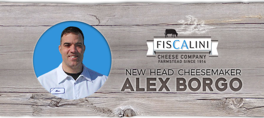 Fiscalini Cheese Welcomes New Head Cheesemaker