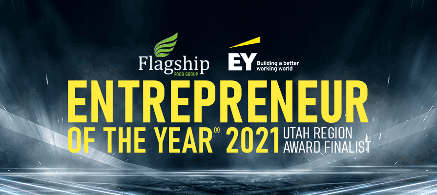 Flagship Food Group's Rob Holland Named Finalist for Entrepreneur of the Year