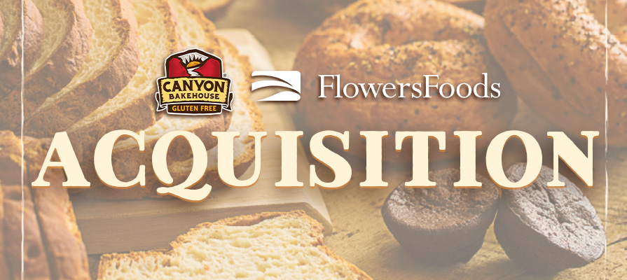 Flowers Foods Completes Canyon Bakehouse Acquisition