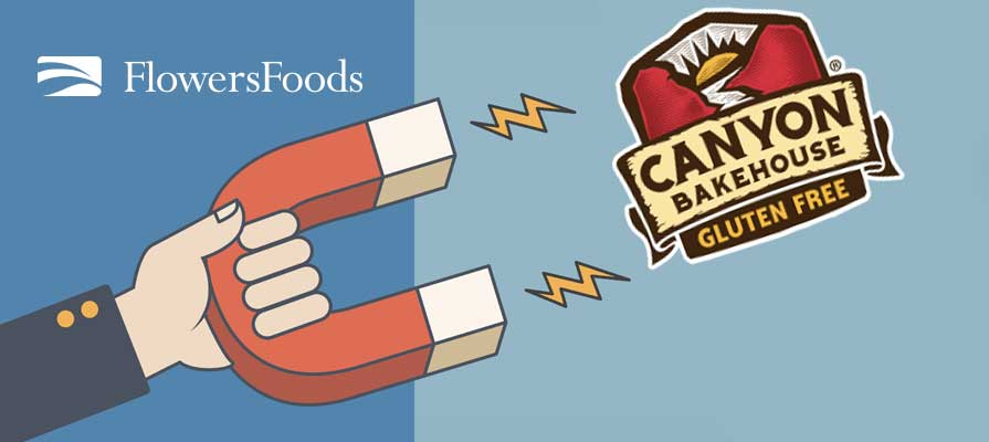 Flowers Foods To Acquire Canyon Bakehouse