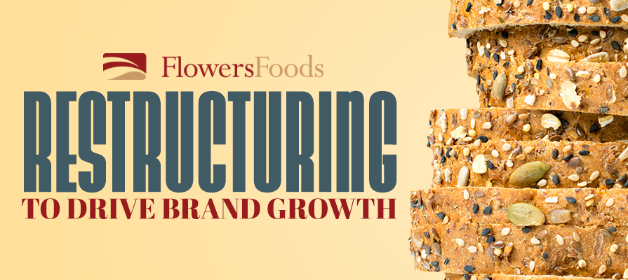 Flowers Foods Announces Strategic Organizational Realignment to Drive Brand Growth and Product Innovation
