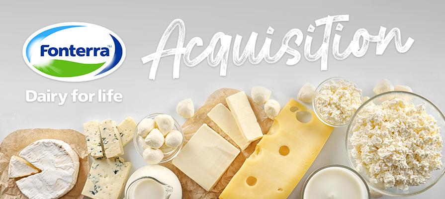 Fonterra Australia Acquires Dairy Operation for Over $14 Million