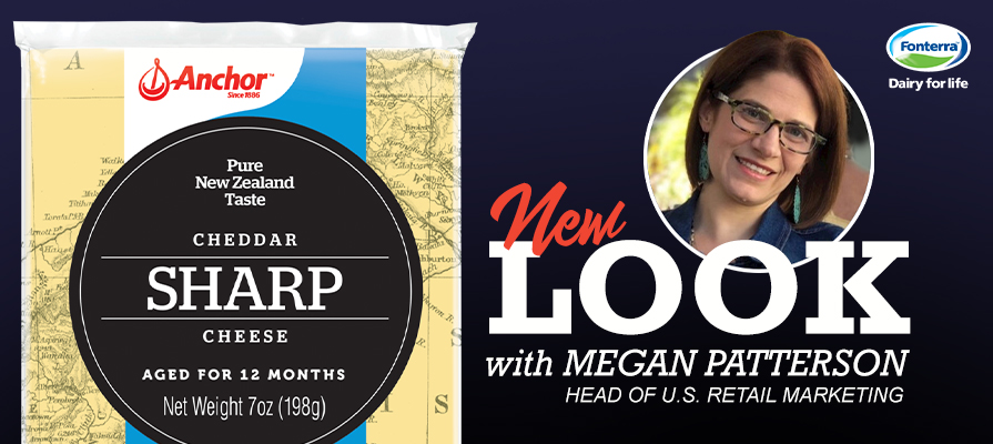 Anchor Dairy's Megan Patterson Discusses Latest Rebrand