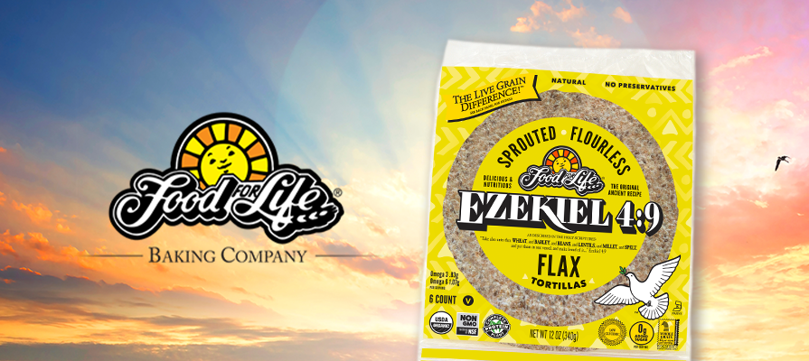 Food For Life Unveils New Sprouted Grains and Flax Seed Tortillas