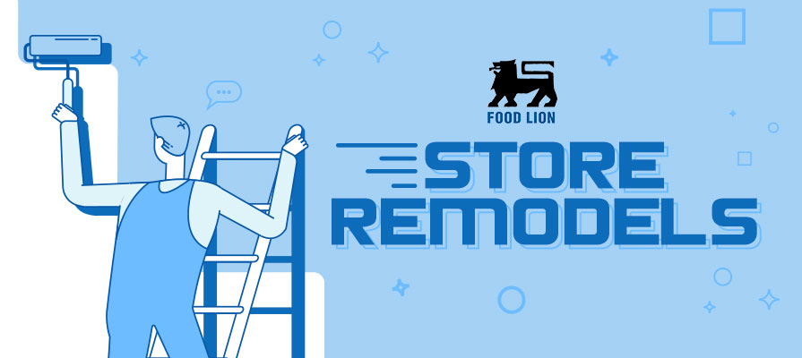 Food Lion Invests $40 Million into Remodeling 23 Virginia