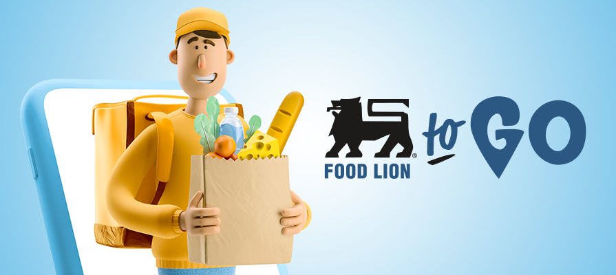 Food Lion Expanding Instacart Delivery Service to More Than 300 Stores