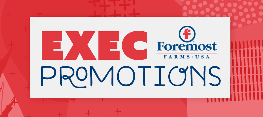Foremost Farms Announces Leadership Shuffle
