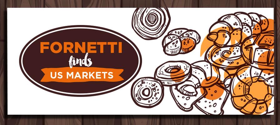 Fornetti's to Break Into U.S. Market