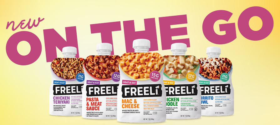 Freeli Foods Provides Healthy, Protein-Packed Meals for Busy Families