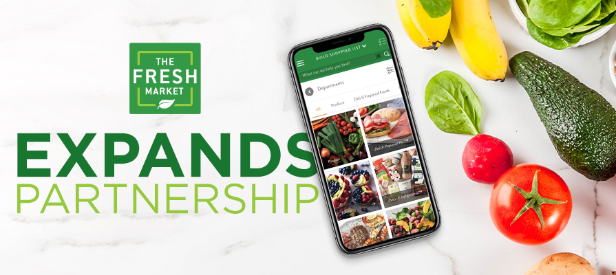The Fresh Market Launches Online Store And Mobile App
