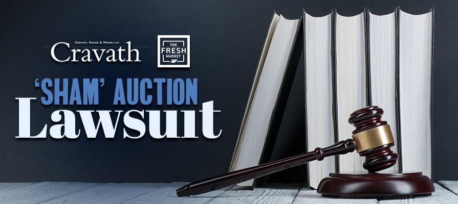 The Fresh Market's Board Under Fire in New Lawsuit