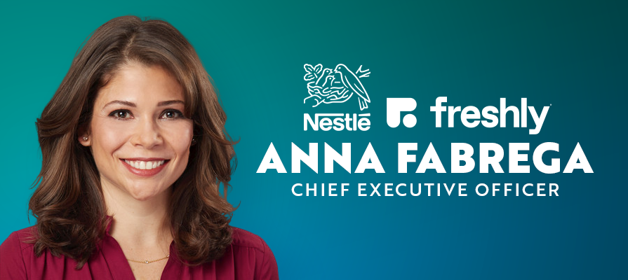Freshly Names Former Amazon Executive Anna Fabrega as Chief Executive Officer; Mike Wystrach Comments